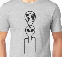 We are all mind projection Unisex T-Shirt