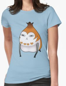 Paissa Brat (Squinting) Womens Fitted T-Shirt