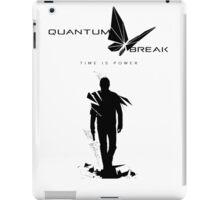 Quantum Break iPad Case/Skin