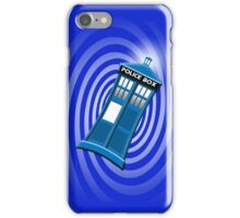 Tardis Tee iPhone Case/Skin