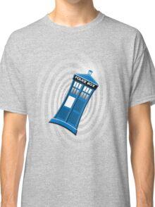 Tardis Tee Classic T-Shirt