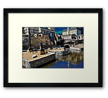 Minneapolis 11 Framed Print