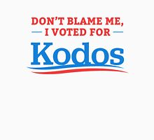 Don't Blame Me I Voted For Kodos Shirt Unisex T-Shirt