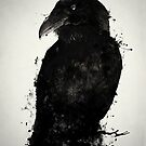 The Raven by Nicklas Gustafsson