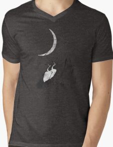 romance Mens V-Neck T-Shirt