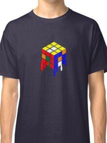 Dripping Cube Classic T-Shirt