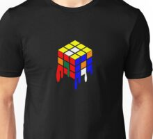 Dripping Cube Unisex T-Shirt