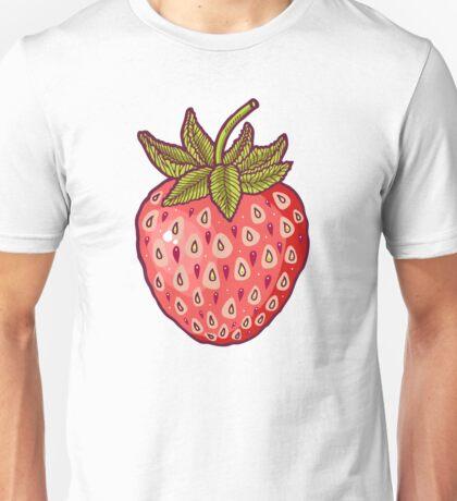 strawberry fields Unisex T-Shirt