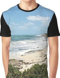 A Hint of Paradise Graphic T-Shirt