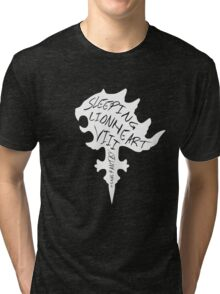 Sleeping Lionheart Revision Tri-blend T-Shirt