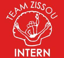 Team Zissou Intern T-Shirt One Piece - Short Sleeve