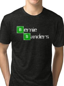 Bernie Sanders Breaking Bad Tri-blend T-Shirt