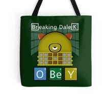 Breaking Dalek Tote Bag
