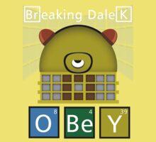 Breaking Dalek Kids Clothes