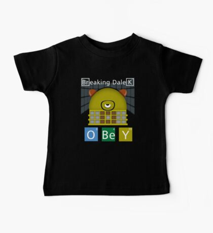 Breaking Dalek Kids Clothes