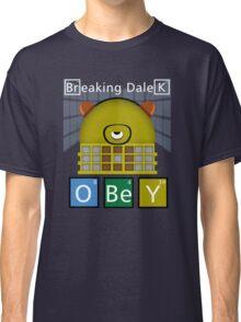 Breaking Dalek Classic T-Shirt