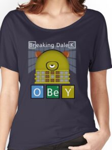 Breaking Dalek Women's Relaxed Fit T-Shirt