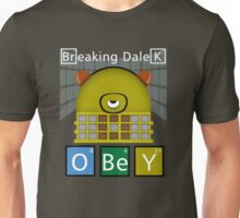 Breaking Dalek Unisex T-Shirt