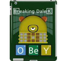 Breaking Dalek iPad Case/Skin
