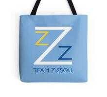 Team Zissou T-Shirt Tote Bag