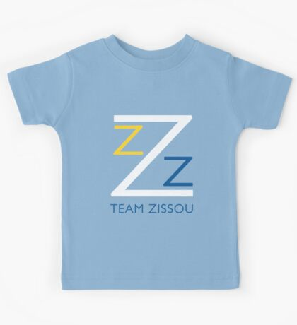 Team Zissou T-Shirt Kids Tee