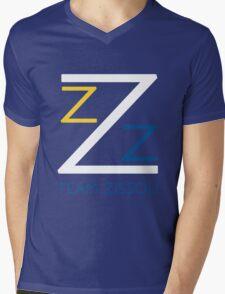Team Zissou T-Shirt Mens V-Neck T-Shirt