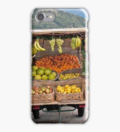 Coastal Fruit And Produce iPhone Case/Skin