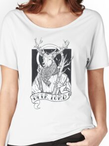 Deer Lord  Women's Relaxed Fit T-Shirt
