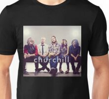 Churchill Band Unisex T-Shirt