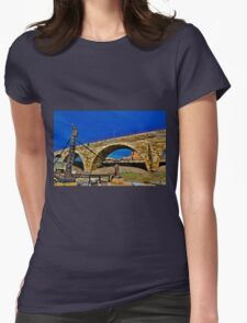 Minneapolis 16 Womens Fitted T-Shirt