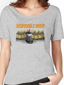 DESPICABLE WHO? Women's Relaxed Fit T-Shirt