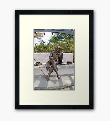 George Mason Memorial Framed Print
