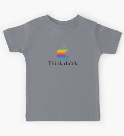 Think even more dalek Kids Clothes