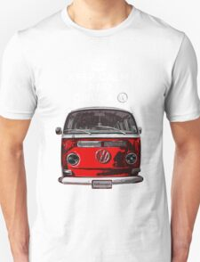 Keep Calm and Drive a VW _blank version T-Shirt