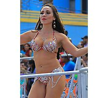 Carnaval Parade Photographic Print