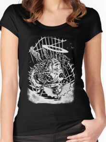 Fauna Women's Fitted Scoop T-Shirt