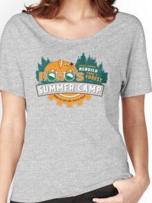 Robo's Summer Camp Women's Relaxed Fit T-Shirt