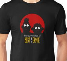 The adventures of bert & ernie Unisex T-Shirt