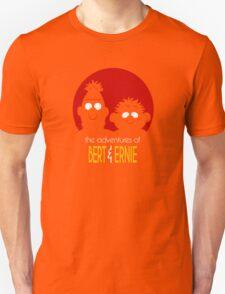 The adventures of bert & ernie Unisex T-Shirt