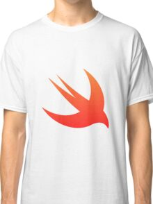 Swift Programming logo Classic T-Shirt