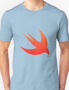 Swift Programming logo Unisex T-Shirt