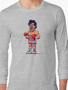 Rocky Balboa Long Sleeve T-Shirt