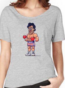Rocky Balboa Women's Relaxed Fit T-Shirt
