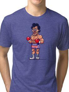 Rocky Balboa Tri-blend T-Shirt