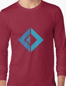 F# Fsharp logo Long Sleeve T-Shirt