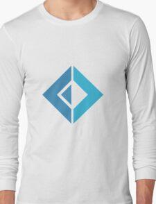 F# Fsharp logo Long Sleeve T-Shirt