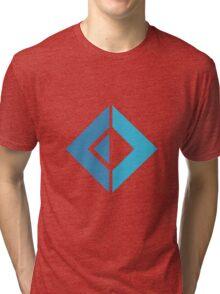 F# Fsharp logo Tri-blend T-Shirt