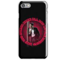 MR BLONDE - BARK ALL DAY iPhone Case/Skin