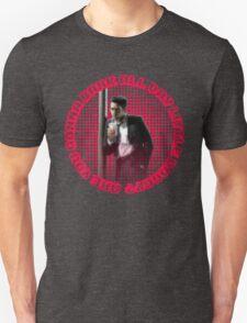 MR BLONDE - BARK ALL DAY Unisex T-Shirt
