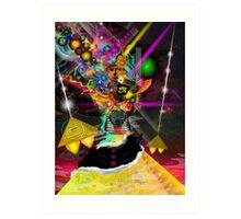 Kemetic Energy Art Print
